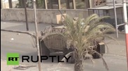 Yemen: Houthis and soldiers clash in drive-by shootout