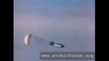 Цар Бомба - Най-Голямата Водородна Бомба