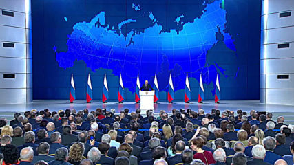 Russia: Putin says creation of Avangard missile can be likened to launch of first satellite