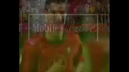 Cristiano Ronaldo The Red Devil