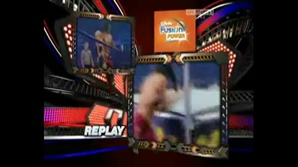 Wwe The Bash 2009 The Gerat Khali Vs Dolph Ziggler [part 6/18]