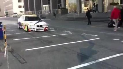 Експресно Drift Taxi...
