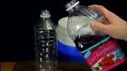 Как да направим замразени сфери за ядене от различни питиета