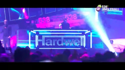 Hardwell @ Radio 538 Jingle Ball 2016 - Part 1 [1080p]