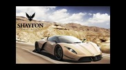 Shayton Equilibrium - Съперникът на Bugatti Veyron