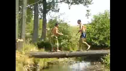 Novo!!! Dani, Bobi i Naiden v rekata