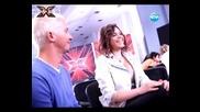 Много чаровно момиче плени журито X - Factor България