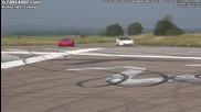 Drag! Koenigsegg Agera R vs Ferrari 458 Italia