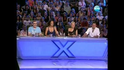 X Factor Ангел и Моисей Beautiful Mess