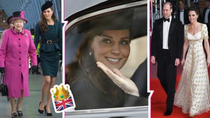 Кралска драма: Дворецът с необичаен ход в защита на Кейт