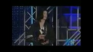 Michael Jackson 06 Mtv Japan The Legend award