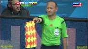 15.06.2014 Швейцария - Eквадор 2:1 (световно първенство)