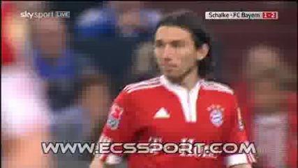 03.04.2010 Schalke 04 – Bayern Munich 1 - 2