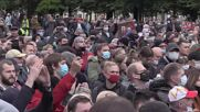 Russia: Communist Party holds rally in Moscow challenging election results