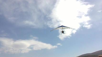 Първи полет за 2012 в Земен