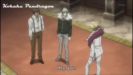 Togainu No Chi Episode 3 Part one English Subbed