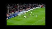 24.11.2009 Барселона - Интер 2 - 0 Шл групи