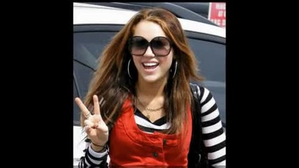Nina and Miley ^^ ` Dobrevv and Cyrus - - whatcha say {}}