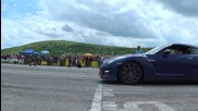 Николай Савов Nissan GTR vs Даниел Желев, Subaru Impreza