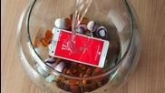 Да проверим устойчивостта и на Sony Xperia Z3 Compact !!!
