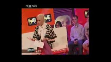 Мис Бг 2009 Антония Петрова отново вирна нос след напускането на къщата на Vb3