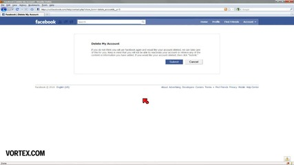 Ето как напълно да изтриете Facebook акунта си!
