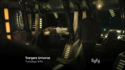 Stargate Universe - 2x08 - Malice Sneak Peek