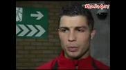 Cristiano Ronaldo Interview 2 - 27.11.07
