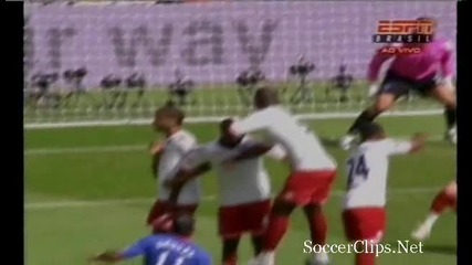 Фа Къп Финал Челси - Порсмут 1:0