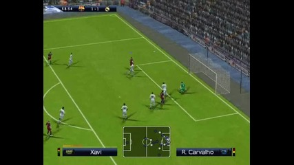 Pes Real Madrid - Barcelona