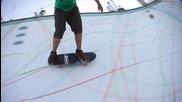 Страхотен проект: Рисуване със скейтборд