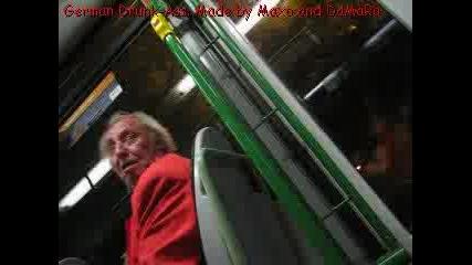 Пиян Германец В Рейс