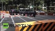 Полицията в Сингапур застреля мъж