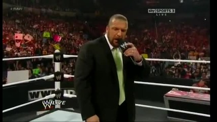 Трите Хикса говори за Гробаря Raw 02/06/12