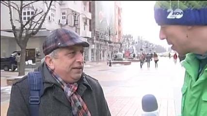 Лудия репортер - Прилоша ли ви от празниците?