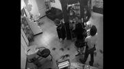 лудница в фризьорски салон