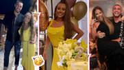 Пищно, луксозно, бляскаво: Гери-Никол най-после показа снимките от лудото ЧРД парти