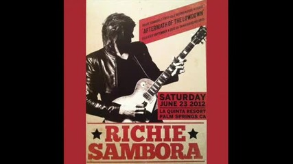 Richie Sambora - Takin A Chance On The Wind