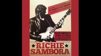 Richie Sambora - Takin A Chance On The Wind