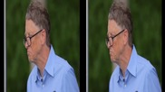 Бил Гейтс Als Ice Bucket Challenge