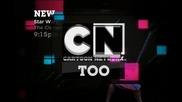 Cartoon Network Too (уеб канал) - Програма за вечерта (20.02.2012)