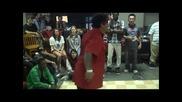Много добър Dubstep танцьор!!!