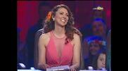 Dancing Stars - Нана и Мирослав салса (15.04.2014г.)