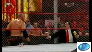 Hell In A Cell 2010 Undertaker vs Kane Part 2/2