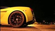 Италианска ламя Underground Racing Lamborghini Gallardo Twin-turbo