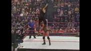 Arnageddon 2007 - Batista vs Edge vs Undertaker ( World heavyweight Championship)