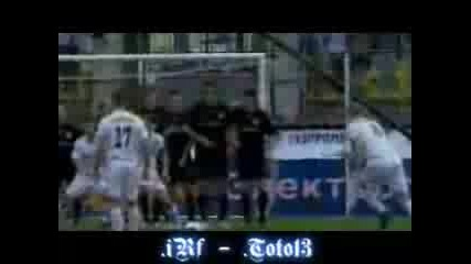 01.05 Зенит - Байерн Мюнхен 4:0 Погребняк супер гол