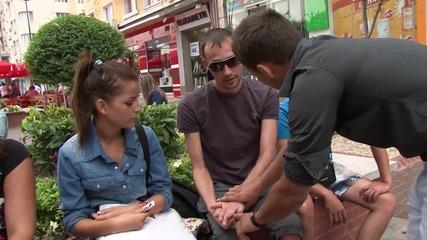 """Венсан - """"Илюзия по улиците на София!"""""""