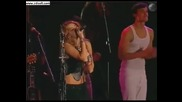 Miley Cyrus - My heart beats for love (live @ Rock in Rio Portugal)