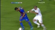 Най агресивният футболист в света - отново в действие